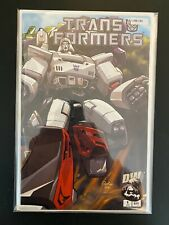 Transformers 1 High Grade DW Comic Book CL88-190