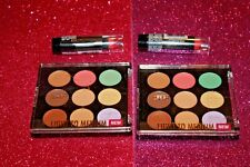 Lot/4 Black Radiance True Complexion Cc Palette 2X#8324 + WnW Lipstick 2X#515D