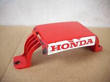 Bürzel Verkleidung hinten Spoiler Mittelteil / Fairing Seat Cowl Honda NSR 50