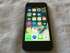 Apple iPhone 5 - 16GB - Black & Slate  A1428 (GSM) clear iCloud