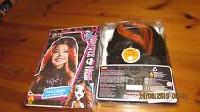 Rubie's Official Monster High Mattel SKELITA CALAVERAS Wig, Child's  - One Size