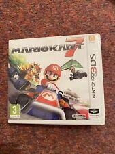 Nintendo 3DS Mario Kart 7 Excellent Condition