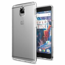 Spigen OnePlus 3 Ultra Hybrid Air Cushion Crystal Clear Premium Case -K03CS20616