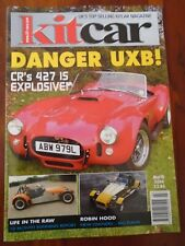 Kit Car Mar 2006 CR 427, Robin Hood, Raw
