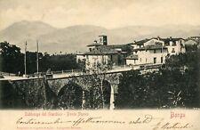 Barga - Subborgo del Giardino - Ponte Nuovo - Viaggiata (775)