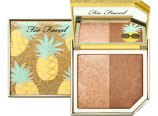 Too Faced Papa Don't Peach Infused Blush 0.32 oz / 9 g New In Box Authentic