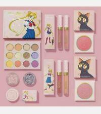 Sailor Moon x ColourPop Full Collection NIB~PALETTE BLUSH GLITTER LIP GLOSS