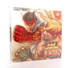 STREET FIGHTER III W IMPACT Sega Dreamcast Jap Japan (1)