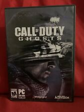 Call of Duty: Ghosts First Person Shooter (PC, 2013)