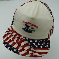 Crystal Highlands Golf Ball Cap Hat Adjustable Baseball