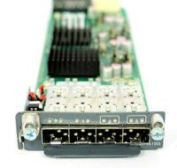 Aruba Networks S3500-4X10G Uplink Module W/ 4 GbE/10GbE SFP/SFP+ DML