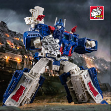 Transformers  siege series of Dawn Adjutant L alloy version of the toy