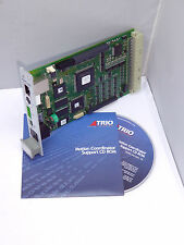 P159 Euro209 Motion Control Card for 2 encoder axes made by Trio used