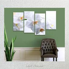 quadri moderni orchidee in vendita - Pannelli d\'arredo | eBay