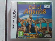 /> Jeu DS Call of Atlantis #NEUF# PAL new game dsl dsi dsxl 3ds