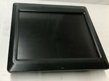 Lot Of 2 Ncr 15 Pos Terminal Touchscreen Display Monitor 7403 0015