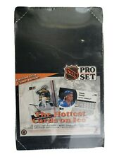 1991 -92 NHL Pro Set Ice Hockey Cards 36 Count Foil Pack Series 1 Box New Sealed