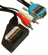 Philips Monitor CM8833-II - Alta Calidad Rgb Scart Adaptador