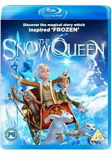The Snow Queen Blu-ray New & Sealed 5060262852675