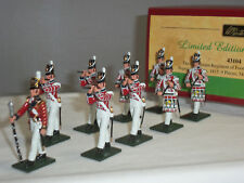 Britains Coldstream Regiment Boxed No 43104 Ltd Ed Foot Guards Field Musick