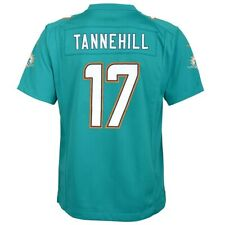 Ryan Tannehill Nike Miami Dolphins Home Aqua Game Jersey YOUTH XL (18)