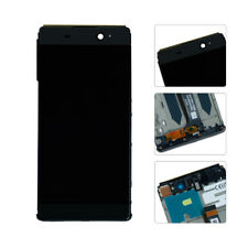 CN For Sony Xperia C6 XA Ultra F3211 F3213 Lcd Touch Digitizer Assembly Frame