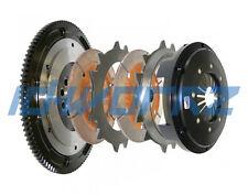 Concorrenza 184mm Rigido Twin Disc RACING CLUTCH PER HONDA CRX b16 1.6 Hydro