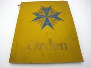 Pour le Merite Orden eine Sammlung der deutschen Orden Sammelbilder