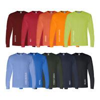 ss Gildan - DryBlend 50/50 Long Sleeve T-Shirt - 8400
