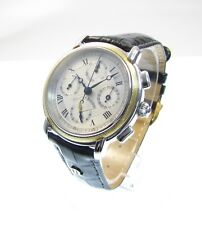 Maurice Lacroix Masterpiece Date Automatik Chronograph-Stahl/Gold Herrenluxusuhr