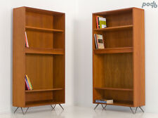 Vintage G Plan Mid Century Retro Teak Book Case Display Drinks Cabinet  Shelves