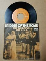 "Middle Of The Road-Samson And Delilah-Vinyl,7"",45 RPM,Single-Sammlung Rock D1972"