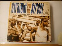 Straight From The Street Vol.1-Various Artists Vinyl LP 1995 UK Copy