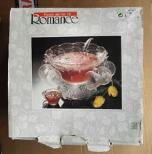 Punch set for 12 by romance (27pieces) For BBQ party