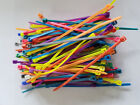 "TRC2216 Multi Color 4"" Zip / Cable Tie Nylon Plastic 100 PCS R/C Hobby RC"