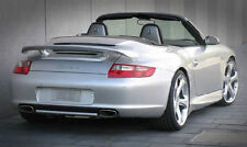 PORSCHE TA GTS  REAR SPOILER TAIL  997 CARRERA COUPE OR CAB 2005 TO 2012