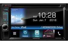 Kenwood DDX575BT 2 DIN DVD/CD Waze Android iPhone Pandora Bluetooth WebLink