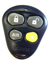 Keyless remote entry DEI  fob starter Viper transmitter aftermarket bob start