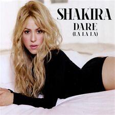 SHAKIRA 'dare (la la la)'' CD singolo single NUOVO mai suonato UNPLAYED