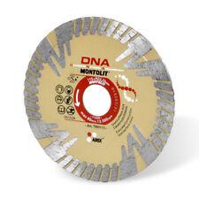 montolit TXH 115mm DNA Lame diamant txh115 pour 20mm porcelaine, béton, granite