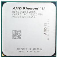 AMD CPU Phenom II X4-945 3.0GHz Socket AM3 HDX945WFK4DGM