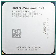 AMD CPU Phenom II X4-945 3.0GHz Socket AM3 HDX945WFK4DGM