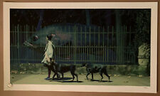 Lonac Silent Companion Signed Art Print X/50 Etam Cru