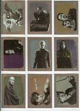 Harry Potter and the Deathly Hallows Part 2 - 9-Card Foil Chase Set
