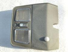 1989-1993 Jaguar XJ6 map light dome light gray clean, used OEM part with sensor