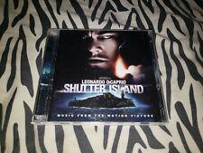 Shutter Island Soundtrack Rhino Records Cd Like New Martin Scorsese