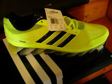 Adidas SpringBlade, Mens 13 Yellow