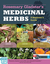 Rosemary Gladstars Medicinal Herbs A Beginners Guide -ebook