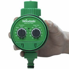 Woodside Automatic Electronic Water Timer For Garden Watering Irrigation System
