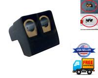 2-Pin Amplifier Power Ground Plug PRECISION POWER PPI POWER DCX PCX ART TUBE AMP